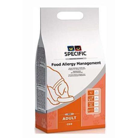 Specific CDD Food Allergy Management 15kg pes
