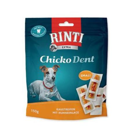 Rinti Dog pochoutka Chicko Dent Small kuře 150g