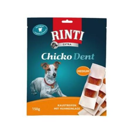 Rinti Dog pochoutka Chicko Dent Medium kuře 150g