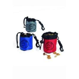 Taška na pamlsky Snack bag 6x7cm různé barvy KAR 1ks