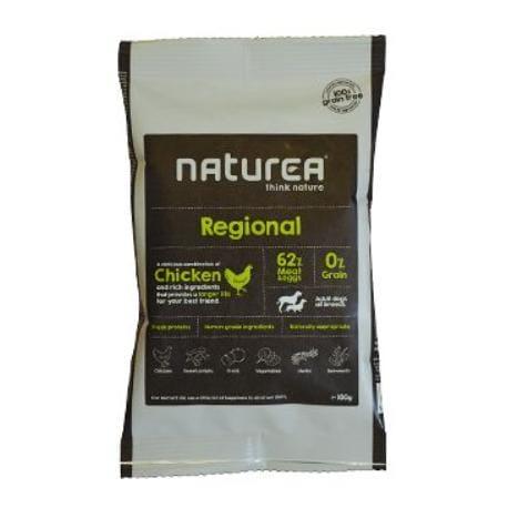 Naturea GF dog Regional - Adult all breeds 100g