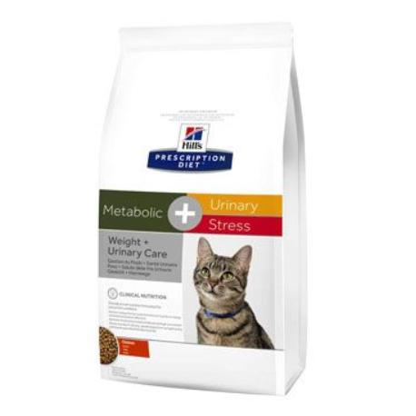 Hill's Feline Dry Adult Metabolic+Urin. stres 1,5kg