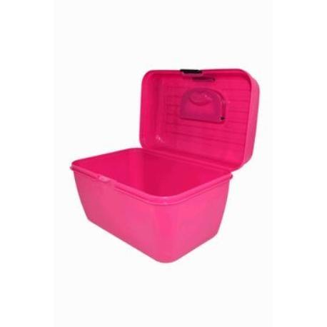 Box na příslušenství Růžový ARGI