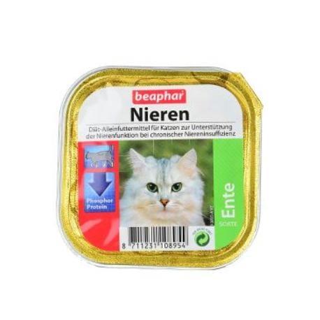 Beaphar Vet paštika Cat Renal kachna 100g