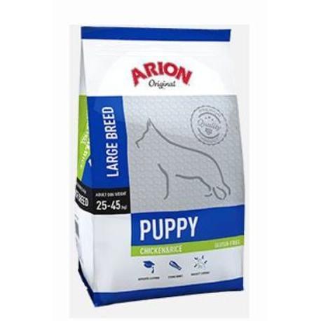 Arion Dog Original Puppy Large Chicken Rice 3kg