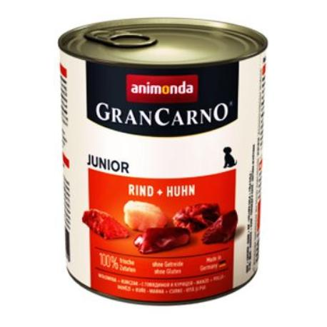 Animonda GRANCARNO konz. JUNIOR kuře/hovězí 800g