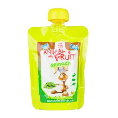 ANIMAL FRUIT kaps. hlodavec Špenát 120g Syrio