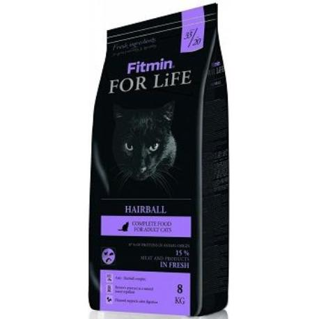 Fitmin Cat For Life Hairball 8kg