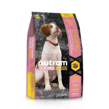S2 Nutram Sound Puppy 13,6kg + Sleva 5% od 2ks