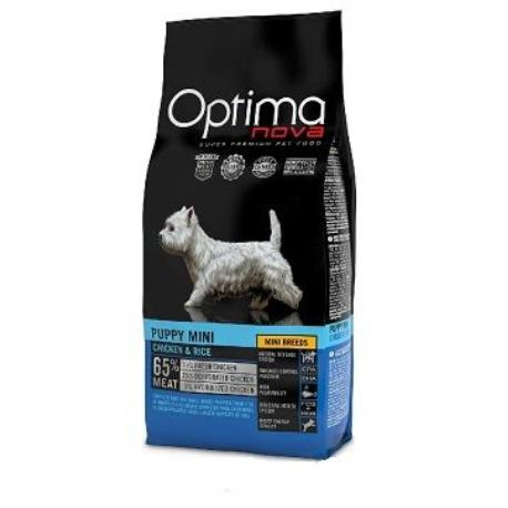 OptimaNova dog Puppy Mini 2kg