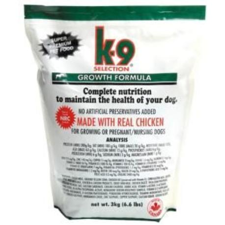 K-9 Growth 3kg