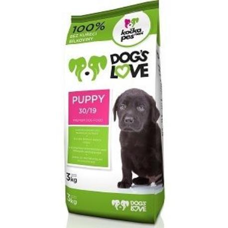 Dog´s love Puppy 3kg