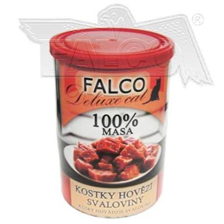 Sokol Falco Cat kostky svaloviny 400g