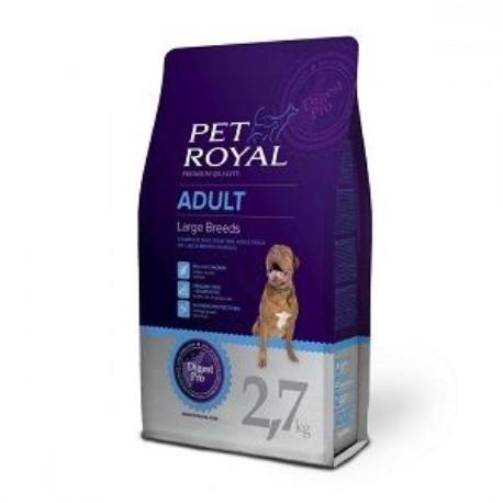 Pet Royal Adult Dog Large Breed 2,7kg
