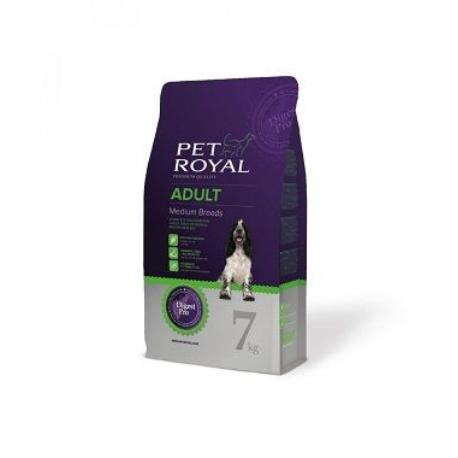 Pet Royal Adult Dog Medium Breed 7kg