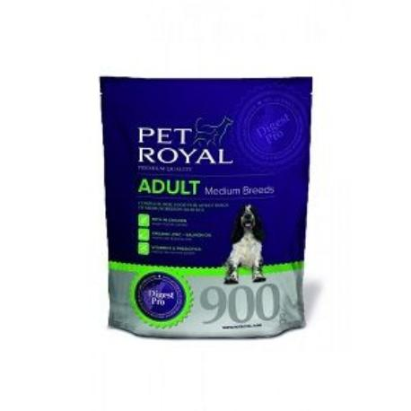Pet Royal Adult Dog Medium Breed 0,9kg