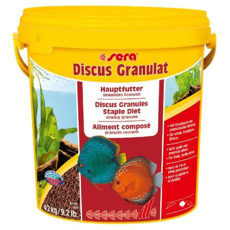 Sera Discus granulat 10l