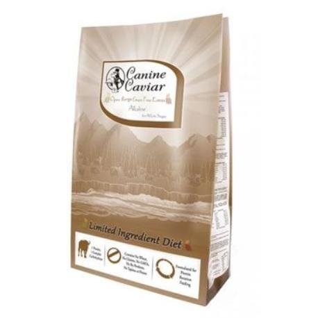 Canine Caviar Range GF Alkaline (buvol) 11kg