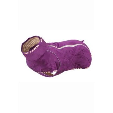 Obleček Hurtta Casual prošívaná bunda fialová 45XL