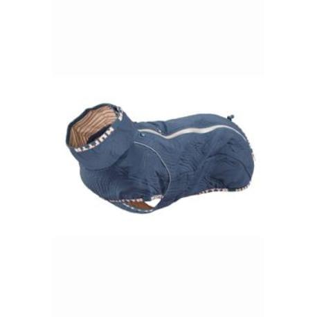 Obleček Hurtta Casual prošívaná bunda modrá 35XL