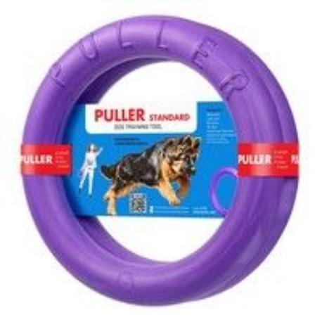 Hračka pes PULLER Standard 28/4cm 2ks