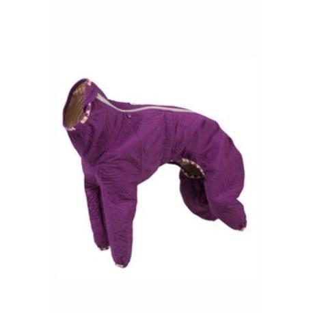 Obleček Hurtta Casual prošívaný overal fialový 55L