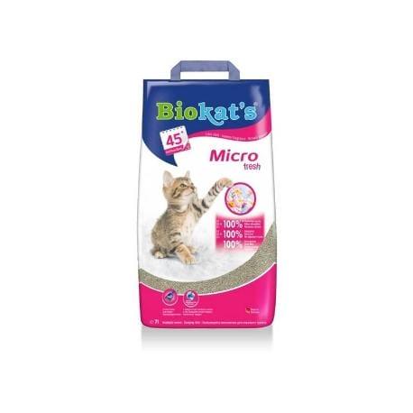 Podestýlka Biokat´s Micro Fresh 7l