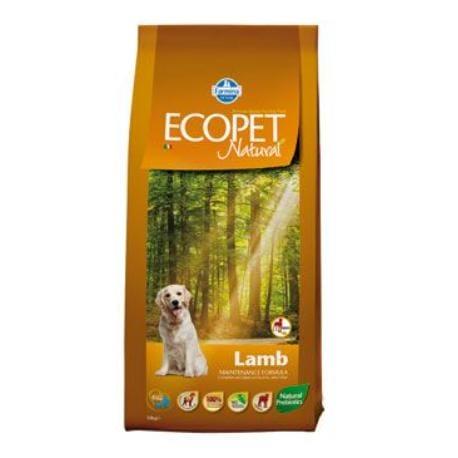 Ecopet Natural Adult Lamb Maxi 12kg