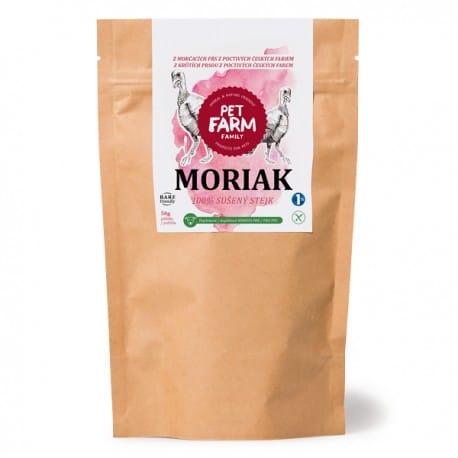 Sušené maso Moriak 50 g