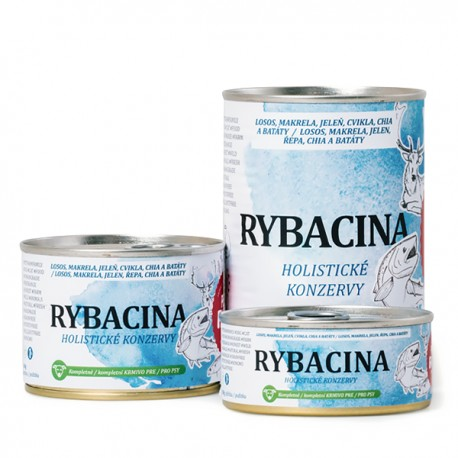 Konzerva Rybacina 100 g