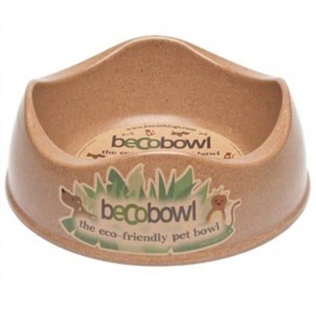 Beco Bowl L hnědá
