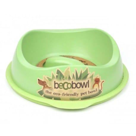 Beco Bowl Slow Feed L zelená