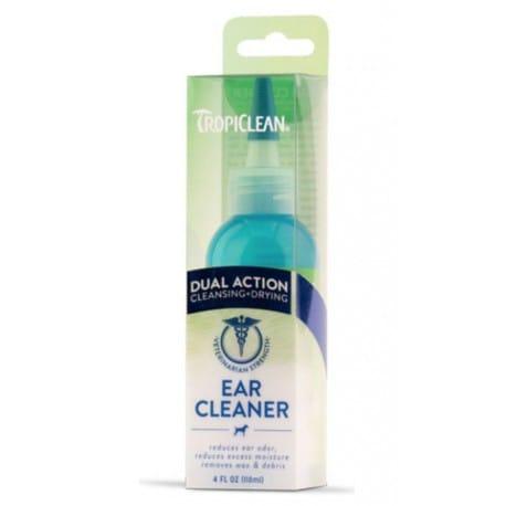 Tropiclean kapky na čištění uší dvojí účinek 118ml