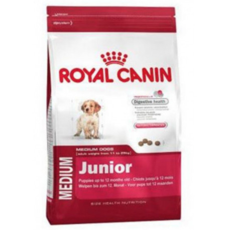 Royal canin Kom. Medium Junior 20kg (5x4kg)