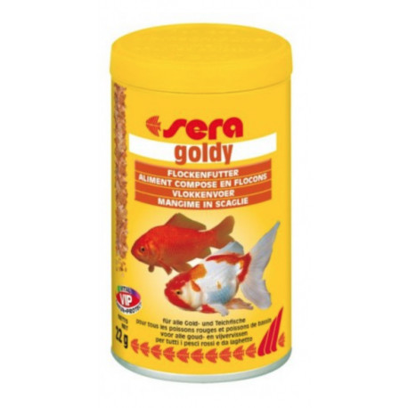 Sera Goldy vločky 100ml
