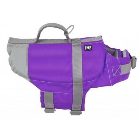 Vesta plavací Hurtta Life Savior 5-10kg fialová