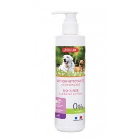 Šampon bezoplachový pro psy 250ml Zolux new