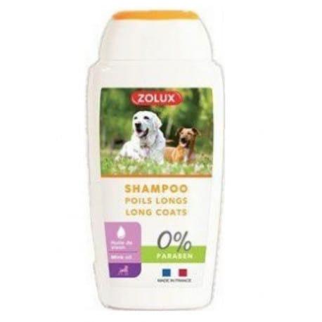 Šampon na dlouhou srst pro psy 250ml Zolux new