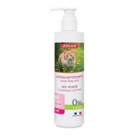 Šampon bezoplachový pro kočky 250ml Zolux new