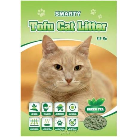 Podestýlka Smarty Tofu Cat Litter-Green Tea 6l
