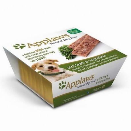 Applaws paštika Dog s jehněčím a zeleninou 150g