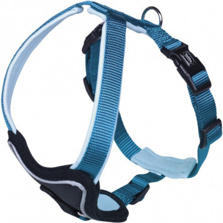 Nobby CLASSIC PRENO hrudní postroj L-XL světle modrá