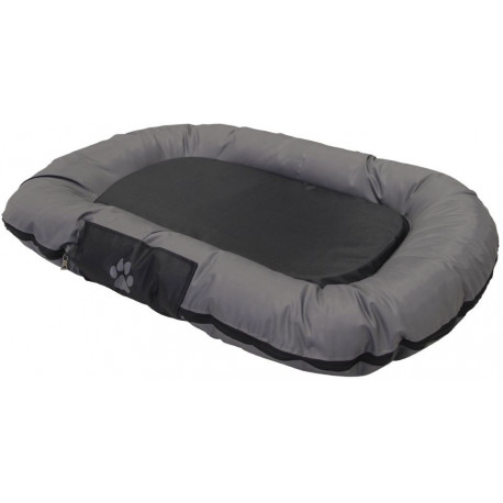 Nobby RENO odolný polštář pro psy černá 69x50x9cm
