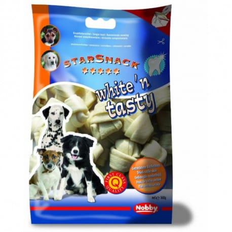 Nobby StarSnack White'n Tasty uzlík 6,5-7,5cm 15ks