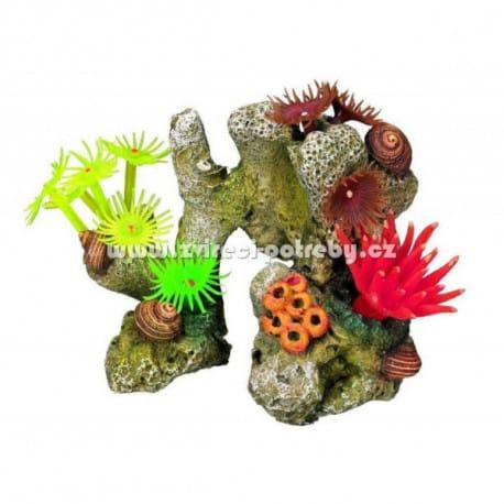 Nobby akvarijní dekorace korálový kámen 11 x 7 x 8,5