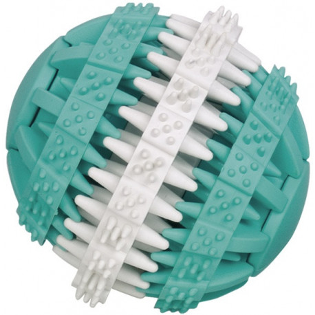 Nobby Dental hračka pro psy gumový velký míč s mátou
