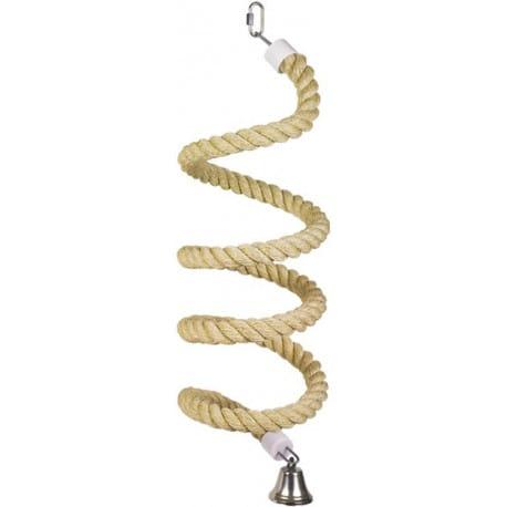 Nobby hračka pro papoušky sisalová spirála 245cm