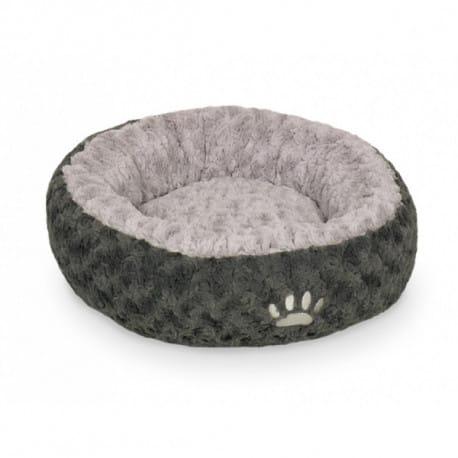 Nobby Seoli pelíšek šedý donut 60cm