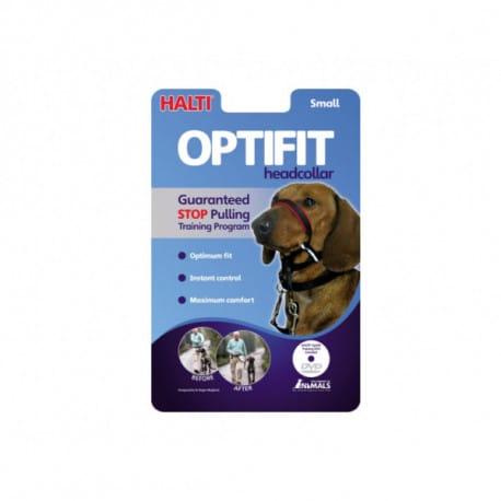Halti Optifit originál výcviková ohlávka pro psa Small