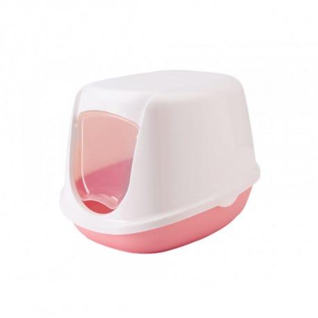 Savic Duchesse toaleta pro kočky 44x35x32cm růžová